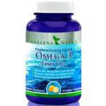 Omega 3 Premium Fish Oil- BallenaNelle