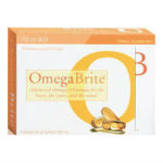 OmegaBrite Best Omega-3 Fish Oil