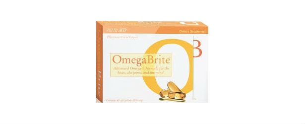 OmegaBrite Best Omega-3 Fish Oil Review