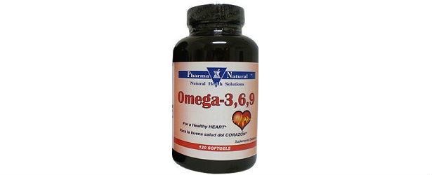 Pharma Natural Omega-3 Review