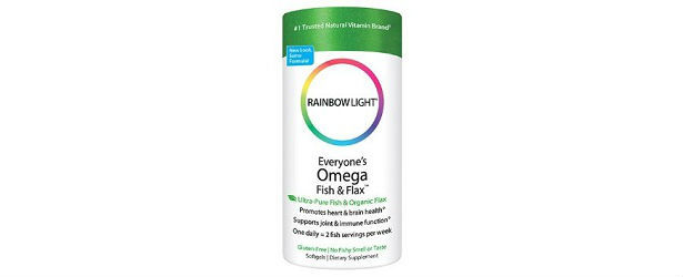 Rainbow Light Everyone's Omega Review