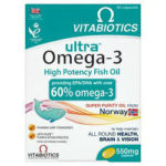 Vitabiotics Ultra Omega-3 Review